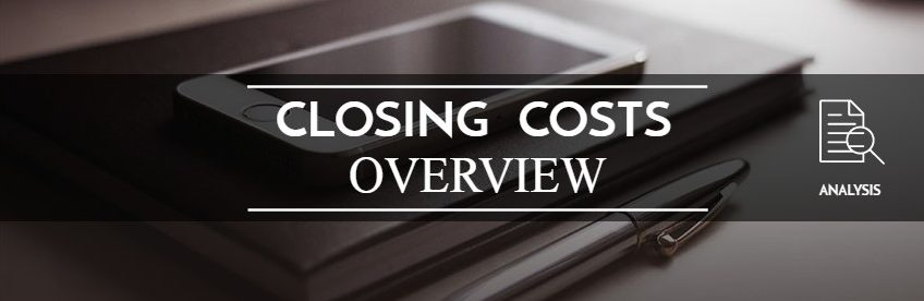 Closing Cost Overview With Dallas Top Mortgage Lender