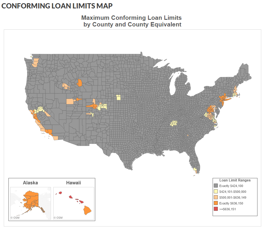 high-cost-areas-map-2017-for-best-mortgage-lender-in-dallas