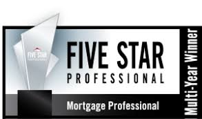 Five Star Professional Texas Monthly Best Mortgage Lender in Dallas