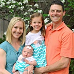 Dallas-Texas-Mortgage-Banker-Mark-Pfeiffer-family