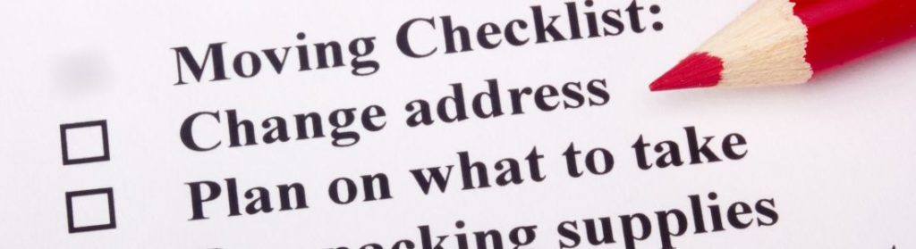 checklist for moving out of your home mortgagemark com