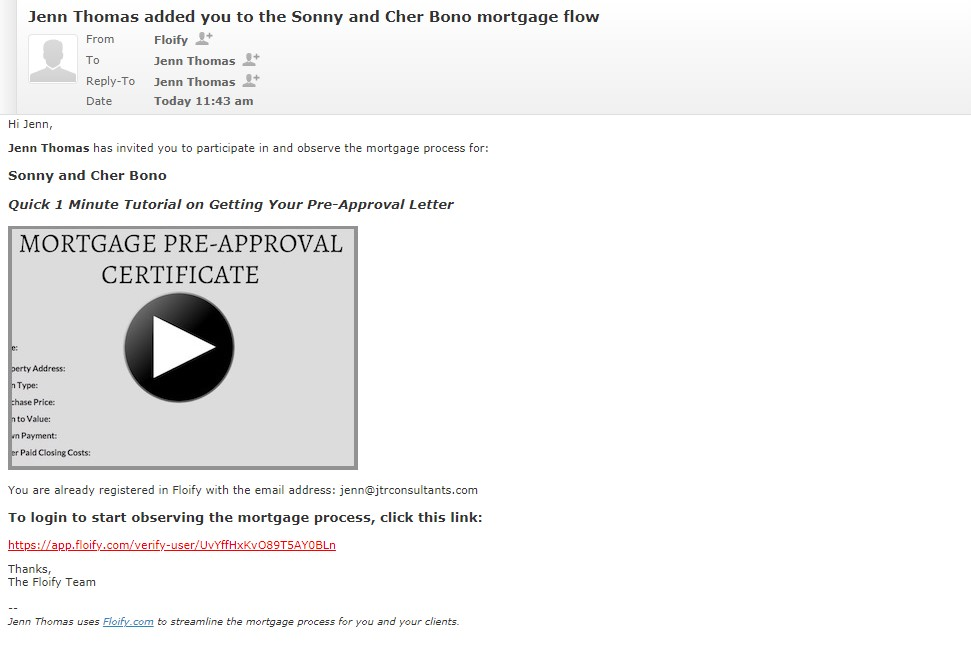 Floify Pre Approval Letters For Real Estate Agents And Partners